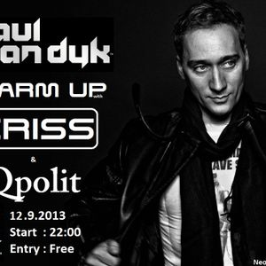 Live@Trinity Club ( Paul Van Dyk Warm Up )