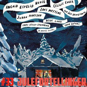 Lars Mytting leser fra Julefortellinger