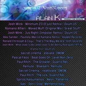 Alan K 's 2010 Februar Mix