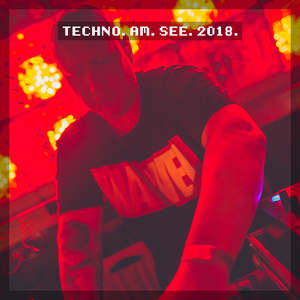 ROBERT STAHL LIVE (Driving Forces Recordings) | TECHNO AM SEE 2018