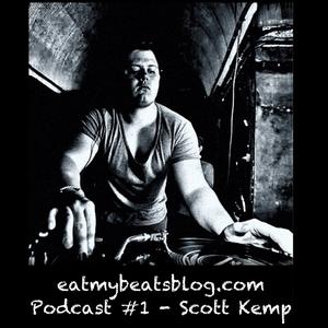 Scott Kemp - eatmybeatsblog.com - Podcast #1 - 07.11.2012