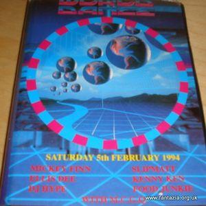Kenny Ken - World Dance @ Lydd Airport 5-2-94