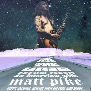 Into The Void Special Riff Report - Matt Pike