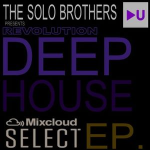 Revolution Deep House EP.41 By The Solo Brothers live  2019