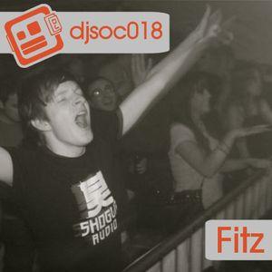 DJSoc 018: Fitz