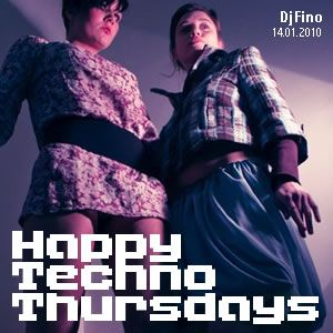Happy techno thursdays