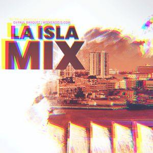 La Isla Hotmix 001 - Dj Paul Basquez