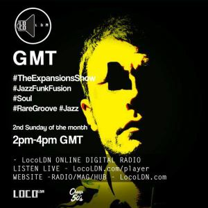 The Expansions Show, 10th July 2016 on Loco LDN http://locoldn.com