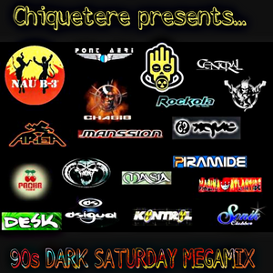 90s DARK SATURDAY - By Chiquetere
