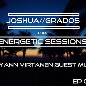 Energetic Sessions 028 Pres By Joshua Grados