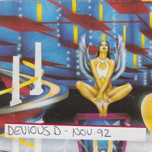 Devious D - Studio Badbwoi Mix - Nov 1992