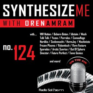 Synthesize me #124 - 07/06/2015 - hour 1