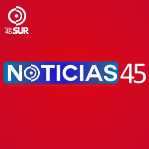 PROGRAMA NOTICIAS 45 (MIERCOLES 15 MARZO 2017)