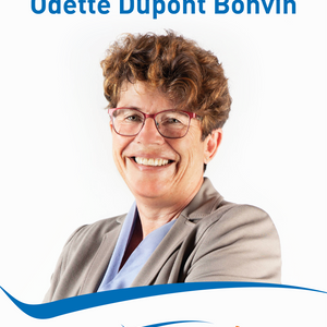 Radio Bellerine - Interview de  Odette Dupont Bonvin - Avançons!