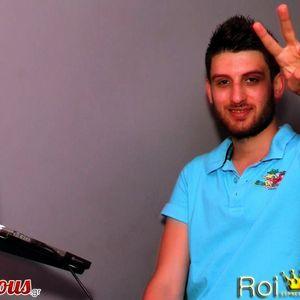 dj xrhstos spyropoulos live rec greek mix