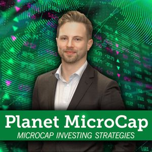 Ep. 88 - The Big Picture for Small Cap Value with Bill Nasgovitz, Founder and Portfolio Manager at t