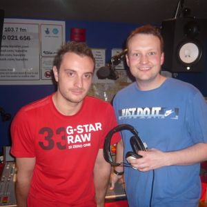 KFMP: Pure Dance with Tristan C with guest Alan Banks 4/7/12