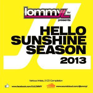 LOMMY.L - Hello Sunshine Radio 01 [26.01.2013]