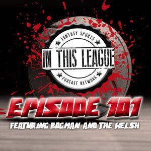 Episode 101 - Week 5 With Dan Besbris Of Hoop - Ball