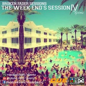 The Week End's Session 4 | djzemz | ControllerSessions