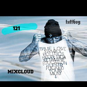tattboy's Mix No. 121 ~ August 2013 ~ Hlfstr Mix..!!