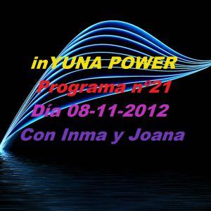 inYUNA POWER Programa 21 Día 8-11-12