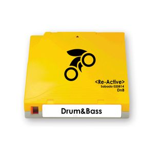 Re-Active > Drum&Bass By Psych8 A.k.a Re-active
