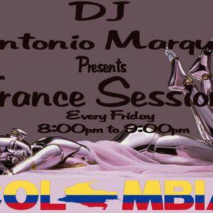 Antonio Marquez's Trance Sessions 012