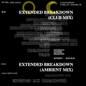Document's Extended Breakdown, VIP MIX, 30 May 2020