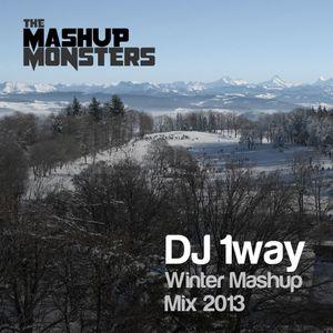 1way Winter Mashup Mix 2013