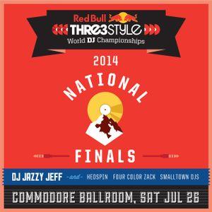 DJ Heebz - Canada - Vancouver National Finals