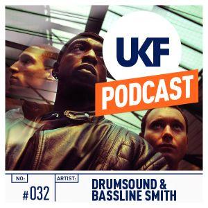 UKF Music Podcast #32 - Drumsound & Bassline Smith in the mix