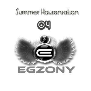 DJ EGZONY - Summer Housensation 04
