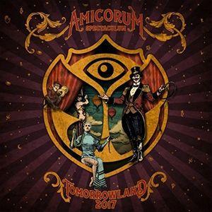 Tomorrowland 2017 -  Amicorum Spectaculum (2017) 10 Tracks