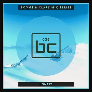 Jon1st - 2018 Megamix for Booms & Claps