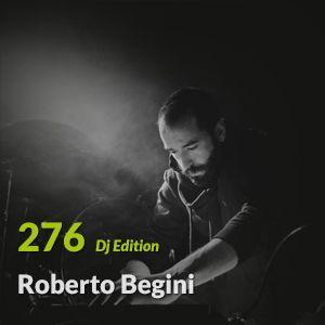 """E.P. 276 """"Dj Edition"""" - Roberto Begini"""