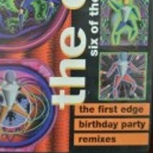 Jumping Jack Frost @ The Edge, The First Birthday Party