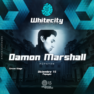 Damon Marshall - Promo Mix WCF 2018