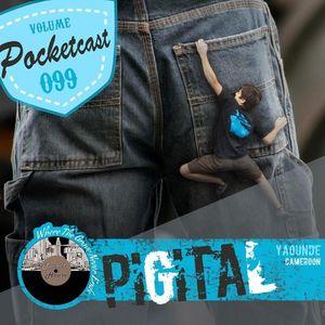 Pocketcast Volume 099 l Pigital l Yaounde, Cameroon