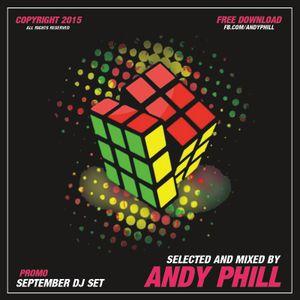 ANDY PHILL SEPTEMBER DJ SET