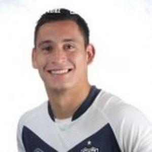 Fabricio Alvarenga Jugador de Velez VELEZ RADIO 24-3-2016