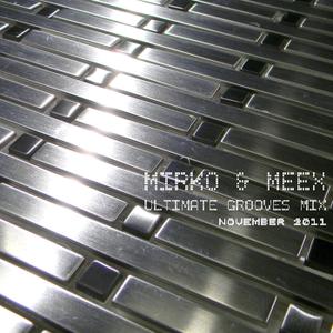 Mirko & Meex - Ultimate Grooves mix - November 2011