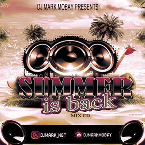SUMMER IS BACK _DANCEHALL JUNE 2017 VOL 1.BY DJ MARK MOBAY