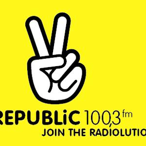Elef on Non Sessions - Radio Republic 103.0 fm / Thessaloniki GR 2010-10-30