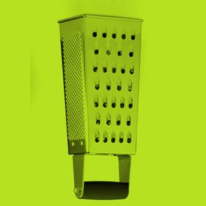 Hectic! 8 - Foot And Cheese Grater