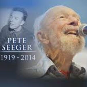 Health & Happiness Hour tribute to Pete Seeger Jan 28 2014