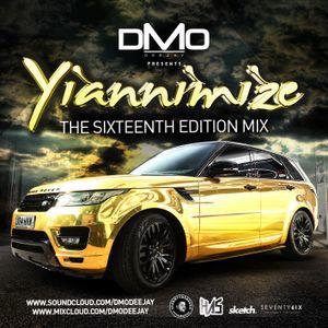 @DMODeejay - #YiannimizeMix16