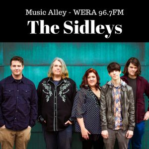 Ep 71: The Sidleys, Rochelle Rice, Eli Cook, Akua Allrich, Amy Shook, Holly Montgomery.....