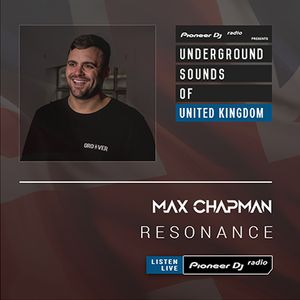 Max Chapman - Resonance #008 (Underground Sounds of UK)
