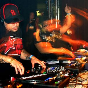 Amen Allstars: Remarc, Bizzy B & Equinox @ BANGFACE Weekender 2011